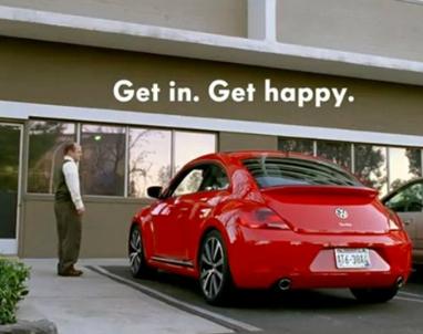 Super Bowl XLVII Commercials: VW Beetle – Sports Talk