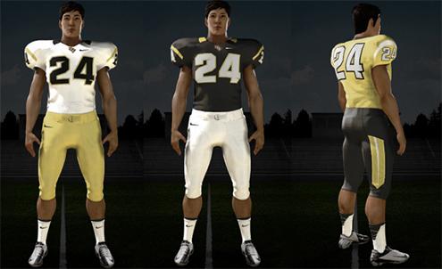 best service aa18a c1cab UCF, Nike Unveil New Football Uniforms – Sports Talk Florida – N