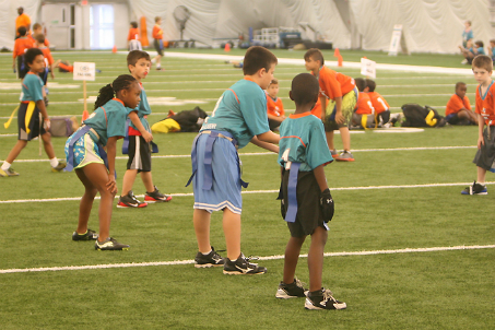 official photos f7b2b 52f96 Dolphins Youth Summer Camp Brings In Almost 600 Kids ...