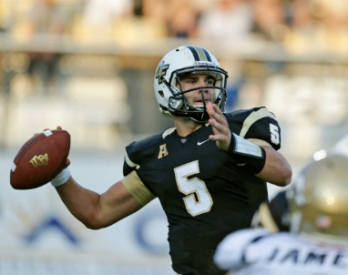 Akron Can't Handle UCF Pass Attack - Sports Talk Florida - N