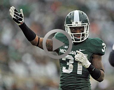 643f4643 Darqueze Dennard Taken by Bengals – Sports Talk Florida – N