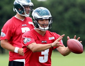 Eagles Would Listen To Offers For Mark Sanchez