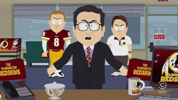 South Park Sports Talk Florida N