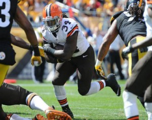 Browns_Isaiah Crowell_2014