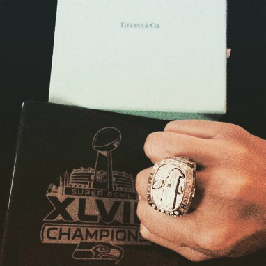 Agent Finds Seahawks Super Bowl Ring In Car Sports Talk