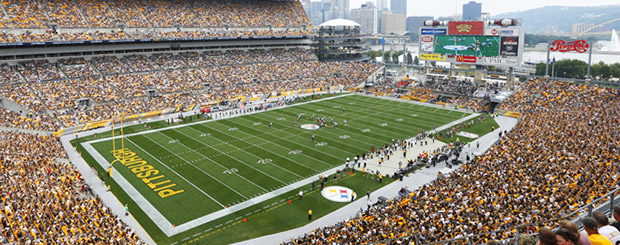 Steelers Stadium Keeps...