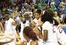FSU Women's Basketball, By Phil Kelly