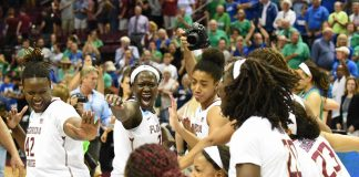 FSU Women's Basketball, By Phil Kelly