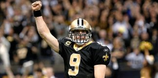 Saints quarterback Drew Brees is not on the trade block and never was, according to GM Mickey Loomis