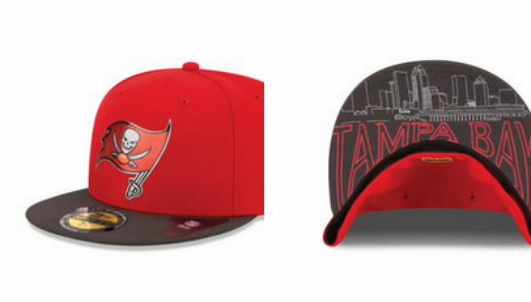 NFL Draft Hats Revealed  New Era Presents New Look - Sports Talk Florida - N 9646e0eb152