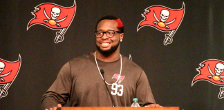 Gerald McCoy talks Bucs OTAs