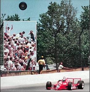 Indy 500 Spectator Death