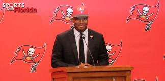 Bucs NFL draft press conference Jameis Winston