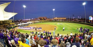 Tiger Park will host the 2015 SEC Tournament.