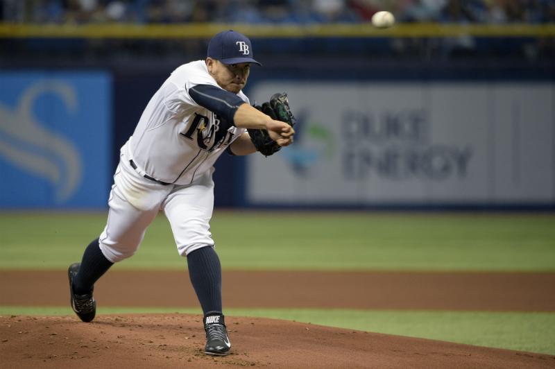 Tampa Bay Rays Ramirez
