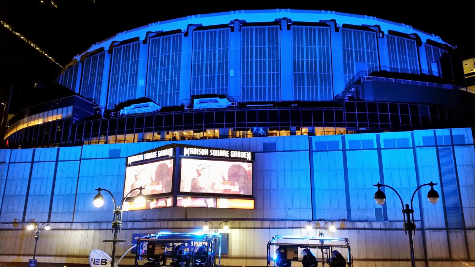 Can The New York Liberty S Exit From Msg End Property Tax Exemption