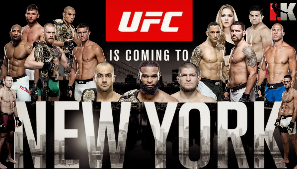 UFC 205 Predictions For Tonigh...