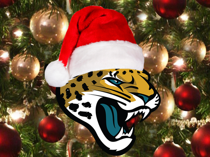 Image result for jaguars at christmas