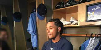Tampa Bay Rays, Chris Archer