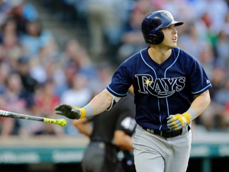 Tampa Bay Rays, Cleveland Indians