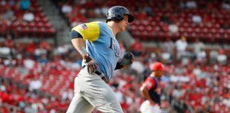 Tampa Bay Rays, St. Louis Cardinals