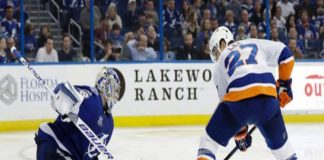 Tampa Bay Lightning, New York Islanders