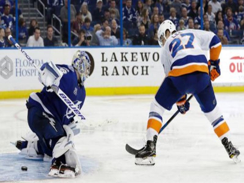Tampa Bay Lightning, New York Islanders