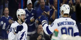 Tampa Bay Lightning, Los Angeles Kings