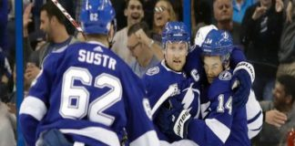 Tampa Bay Lightning, Toronto Maple Leafs