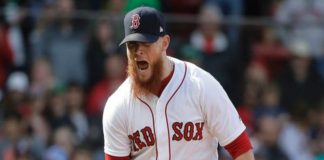 Tampa Bay Rays, Boston Red Sox, Kimbrel
