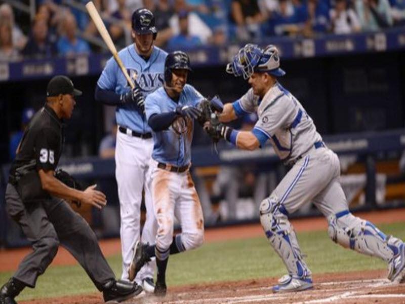 Tampa Bay Rays , Toronto Blue Jays