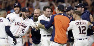 Tampa Bay Rays, Houston Astros