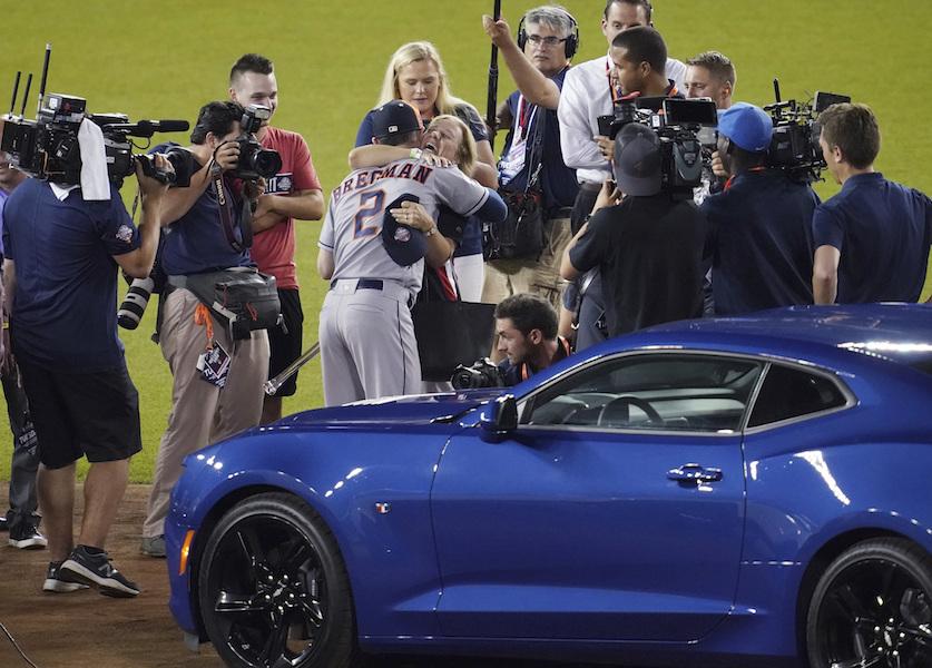 10 Home Runs, 10 Innings, AL Wins All Star Game – Sports