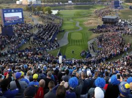 APTOPIX France Ryder Cup Golf