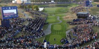 APTOPIX France Ryder Cup Golf