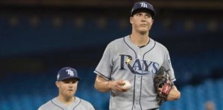Rays Glasnow Poor Outing