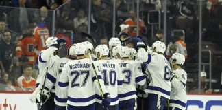Lightning Defeat Flyers