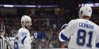 Tampa Bay Lightning Defeat Anaheim Ducks