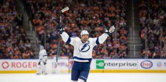 Tampa Bay Lightning Defeat Edmonton Oilers