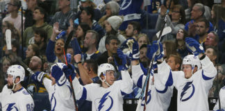 Lightning Defeat Sabres