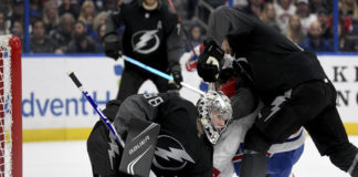 Tampa Bay Lightning Defeat Montreal Canadiens Sports Talk Florida