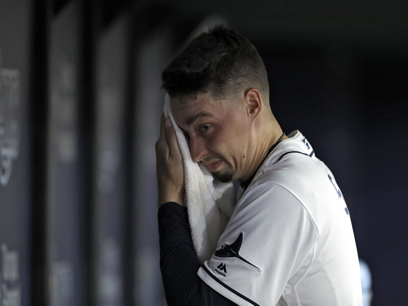 Tampa Bay Rays Fall To Astros To Open 2019