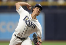 Tampa Bay Rays Defeat Houston Astros