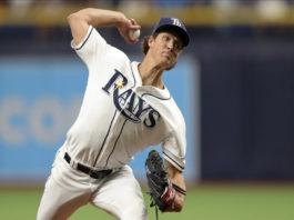Tampa Bay Rays Defeat Houston Astros