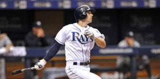 Brandon Lowe Tampa Bay Rays