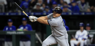 Tampa Bay Rays Defeat KC Royals