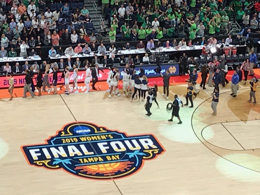 Notre Dame beats UConn