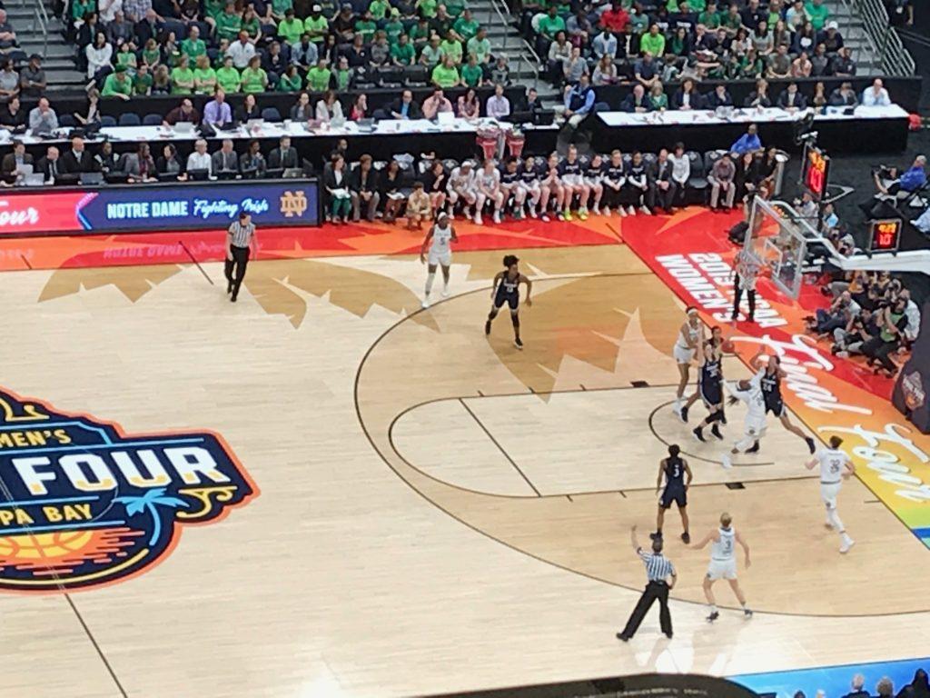 Notre Dame Final Four