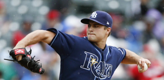 Tampa Bay Rays Defeat Cleveland Indians