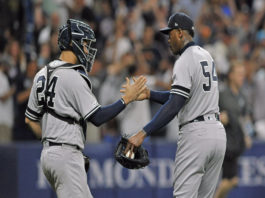 Tampa Bay Rays Fall To New York Yankees